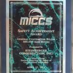 safety achievement award