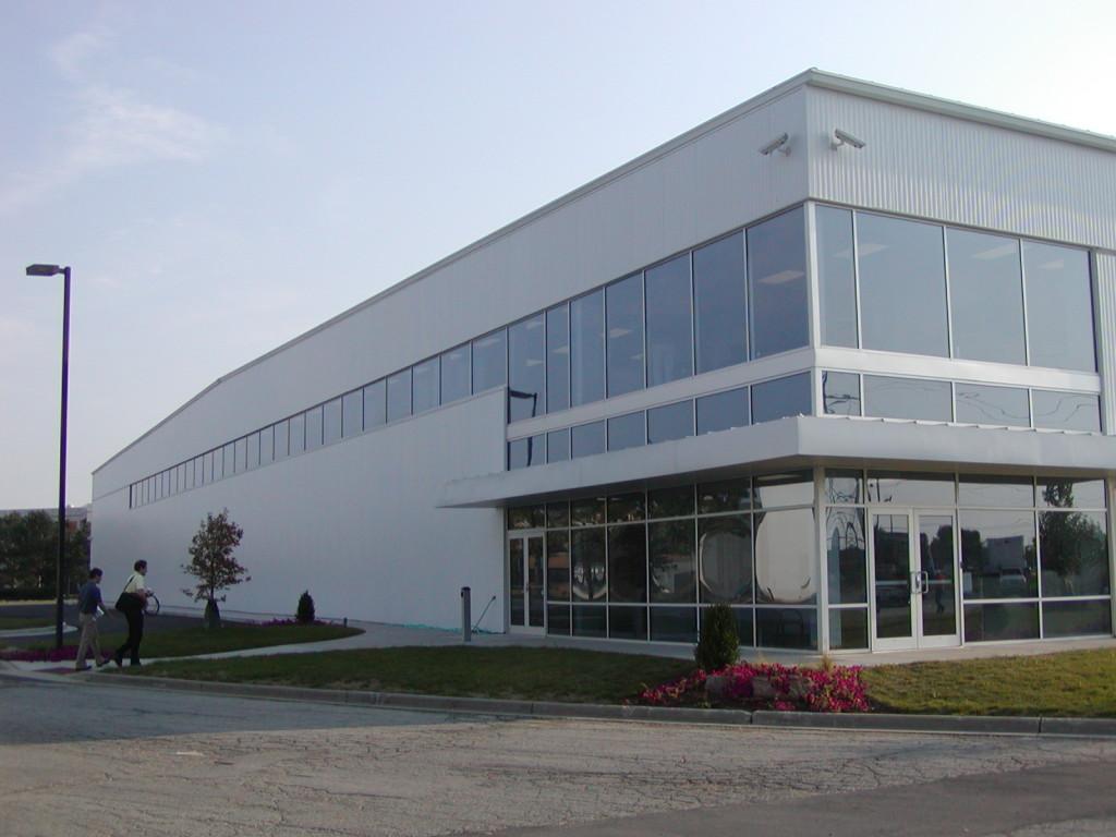 Delphi Automotive Lab Expansion And Utility Building
