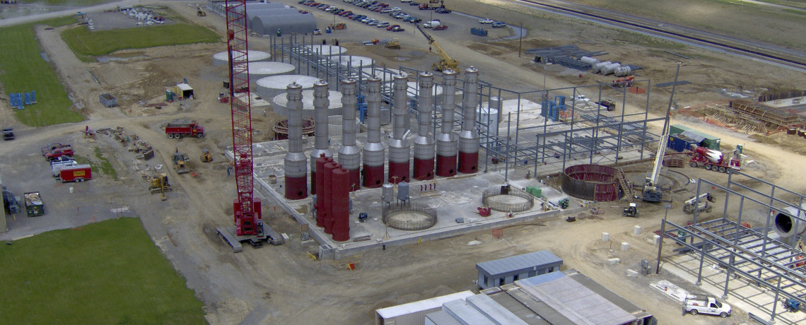 The Andersons, Inc. Ethanol Plant, Clymers, IN