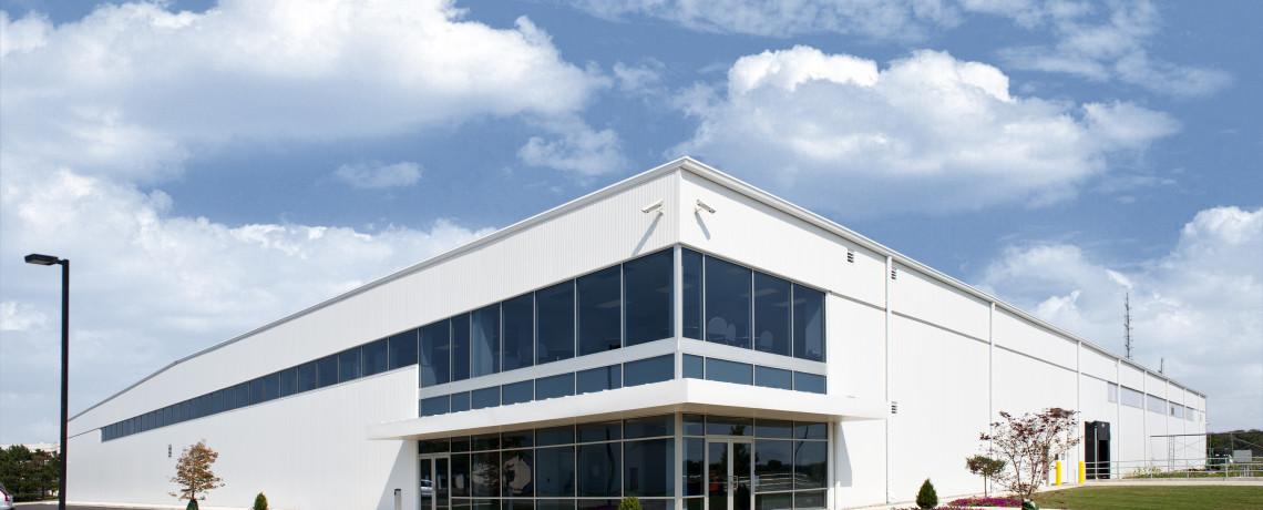 Delphi Automotive Lab Expansion and Utility Building, Kokomo, IN