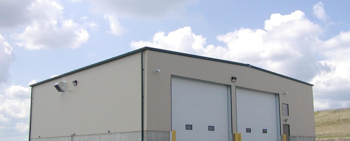 Waste Management, Inc. New Shop, Logansport, IN