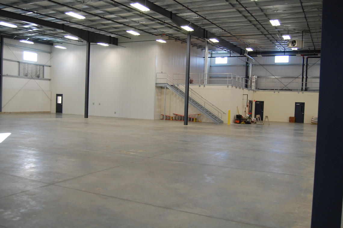 Orion Warehouse Building Steinberger Construction Inc