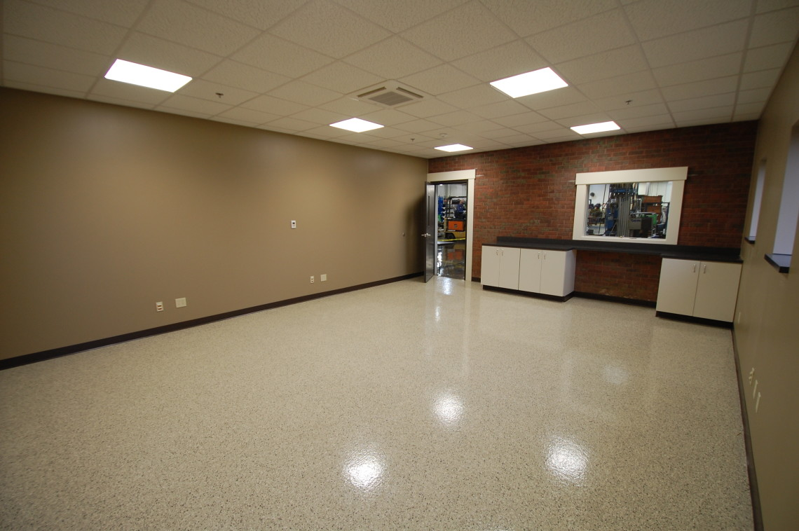 Construction Site Break Room : Commercial projects archives steinberger construction inc