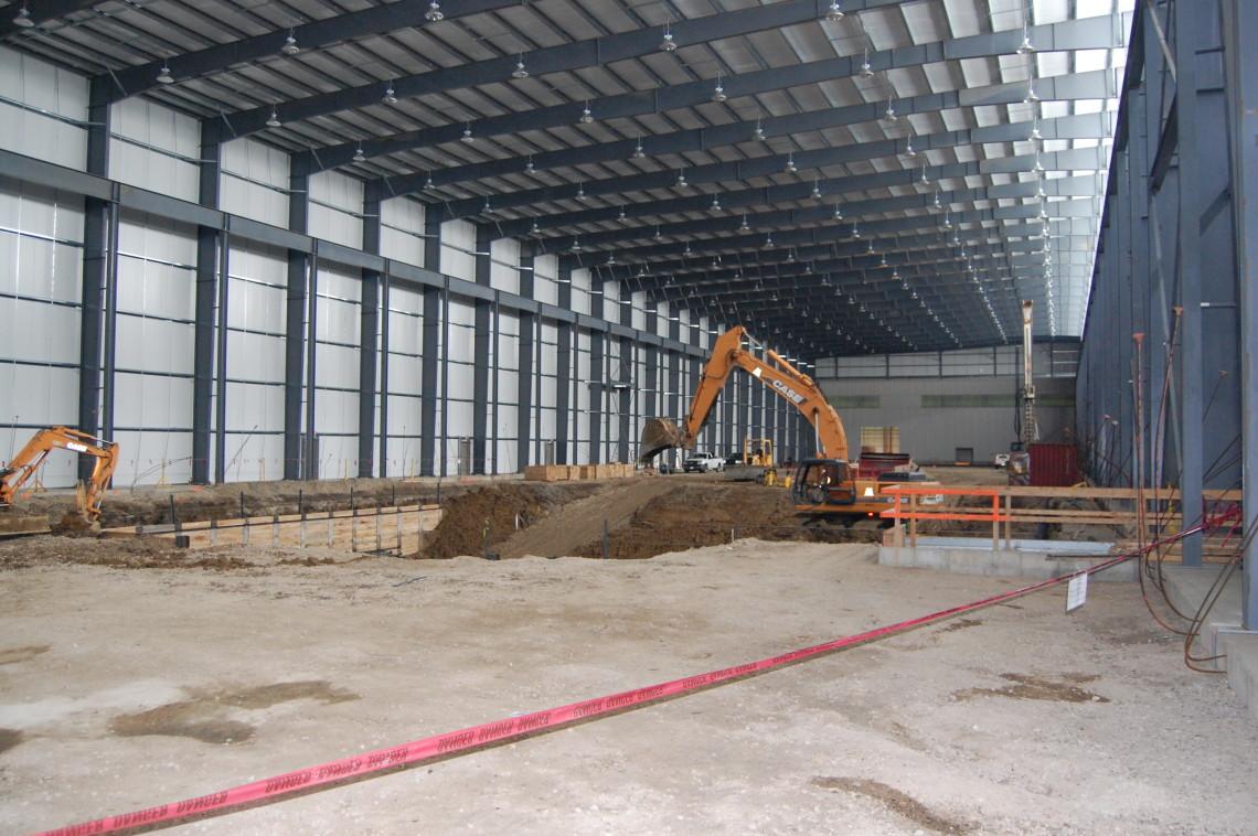 Alcoa Al Li Building Steinberger Construction Inc